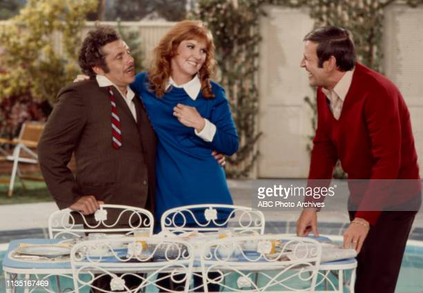 Jerry Stiller Anne Meara Paul Lynde appearing in the Walt Disney Television via Getty Images tv series 'The Paul Lynde Show'
