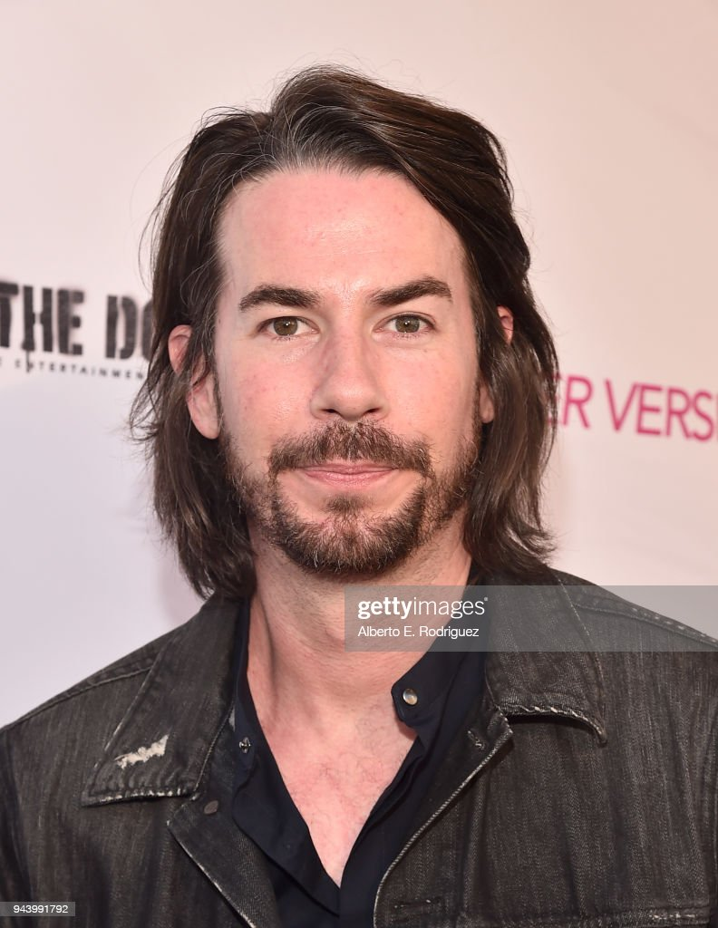 Jerry Trainor attends the premiere of Sony Pictures Home Entertainment and Off The Dock's 'Cover Versions' at The Landmark Regent on April 9, 2018 in Los Angeles, California.