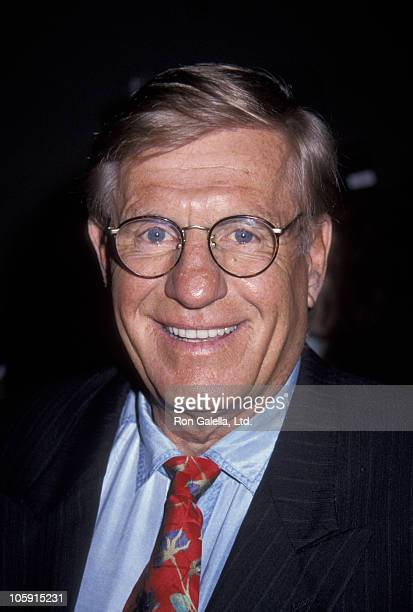 Jerry Van Dyke during Publicists Guild of America's 30th Annual Awards Luncheon at Sheraton Universal Hotel in Universal City California United States
