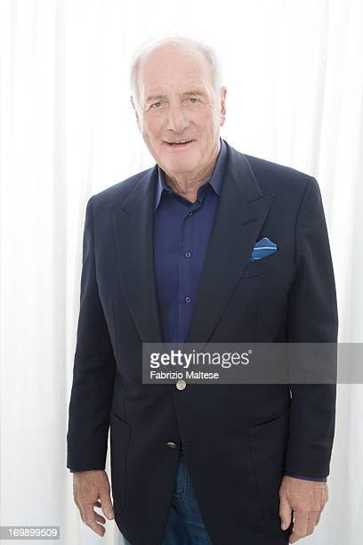 Jerry Weintraub is photographed for Self Assignment on May 20 2013 in Cannes France