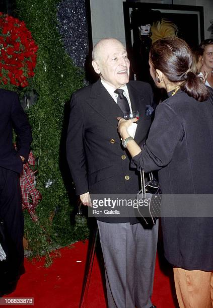Jerry Zipkin during Jerry Zipkin sighted at the Grand Opening of Emanuel Ungaro Fashion Boutique September 7 1994 at Emanuel Ungaro Fashion Boutique...