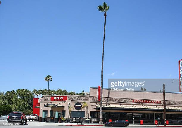 Jerry's Deli, Ventura Boulevard on June 17, 2016 in Los Angeles, California.
