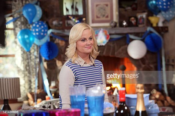 RECREATION Jerry's Sweet 16 Episode 416 Pictured Amy Poehler as Leslie Knope Photo by Danny Feld/NBC/NBCU Photo Bank