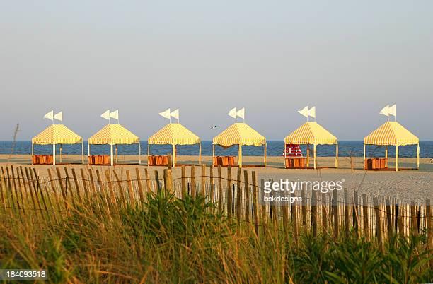 Jersey beach tents