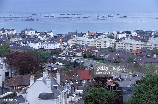 Jersey the largest of the Channel Islands In United Kingdom On April 26 1993 Saint Helier