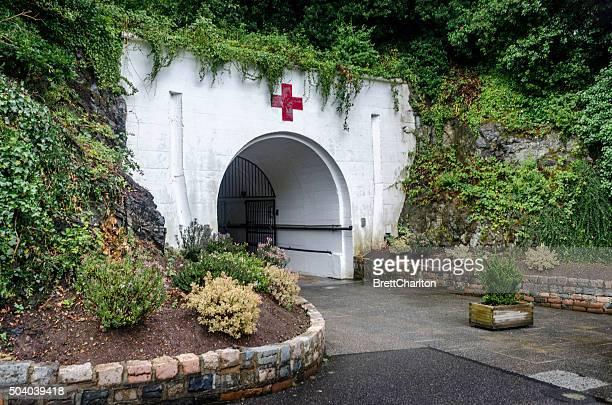 Jersey Underground Hospital