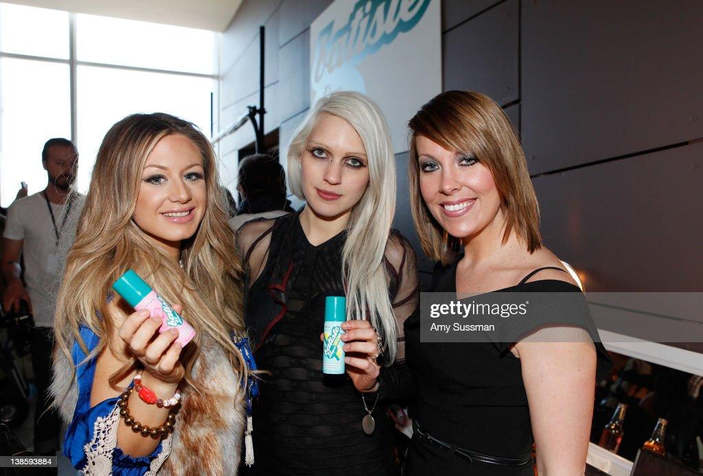Batiste Dry Shampoo At Katie Gallagher Fall 2012 Fashion Show