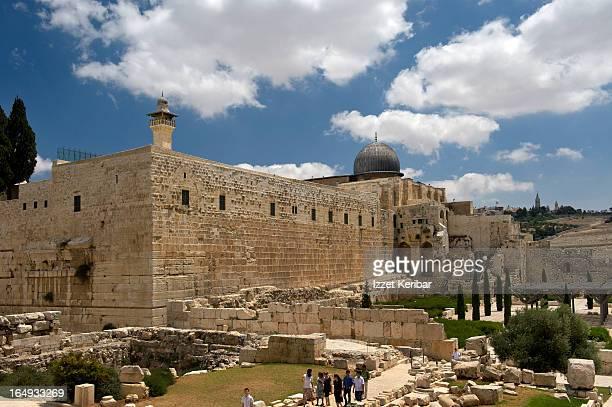 Jerusalem El Aqsa Mosque