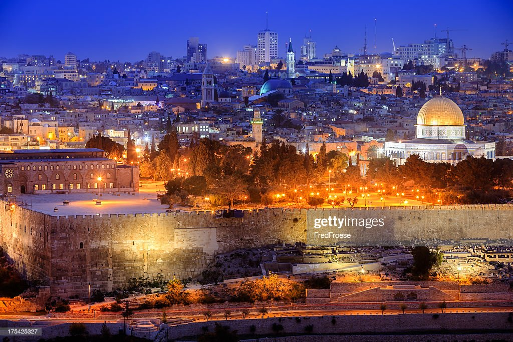 Jerusalem : Stock Photo