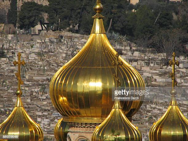 Jerusalem - Russian Orthodox Church of Mary