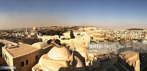 jerusalem xxl - mount of olives stock pictures, royalty-free photos & images