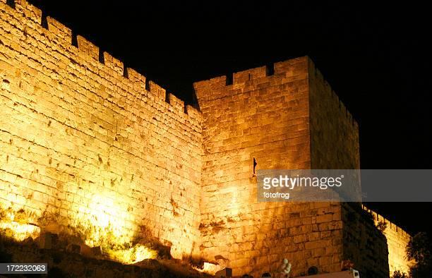 Jerusalem's Old City wall