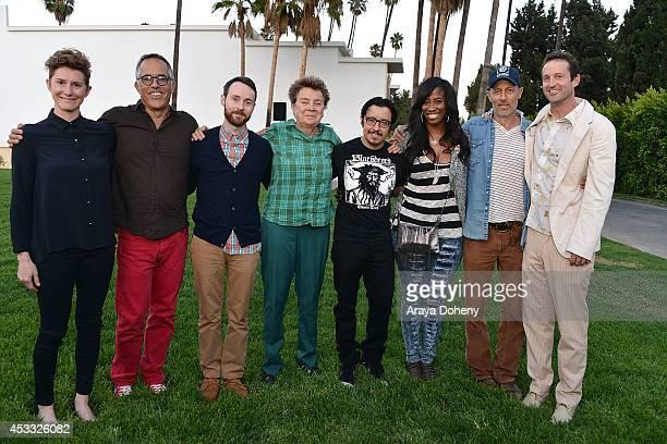 Jerusha Hess John Cooper Director Sundance Film Festival Aaron Ruell Sandy Martin Efren Ramirez Shondrella Avery Jon Gries and Trevor Groth Director...