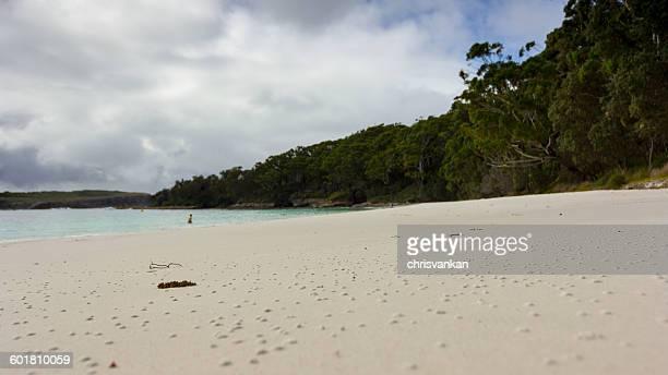 Jervis Bay Beach, New South Wales, Australia