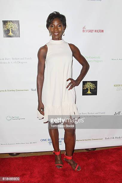 Jeryl Prescott attends the 42nd Annual Maple Ball at Montage Hotel on October 26 2016 in Beverly Hills California