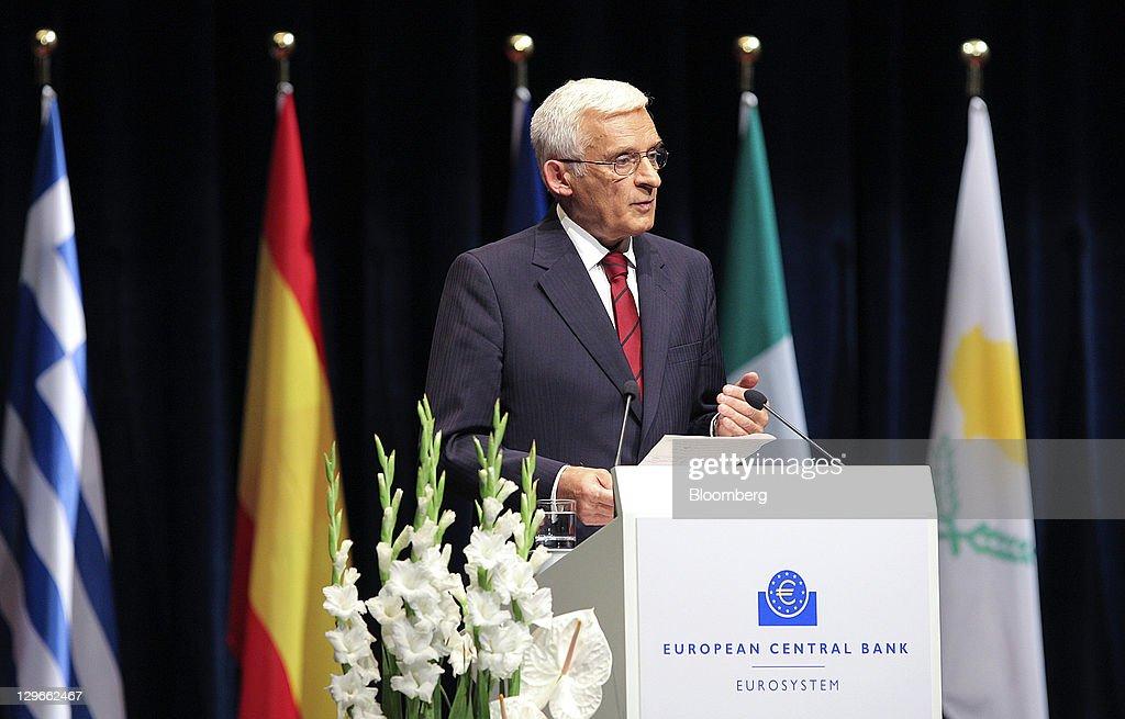 Farewell Event For European Central Bank's Jean Claude-Trichet
