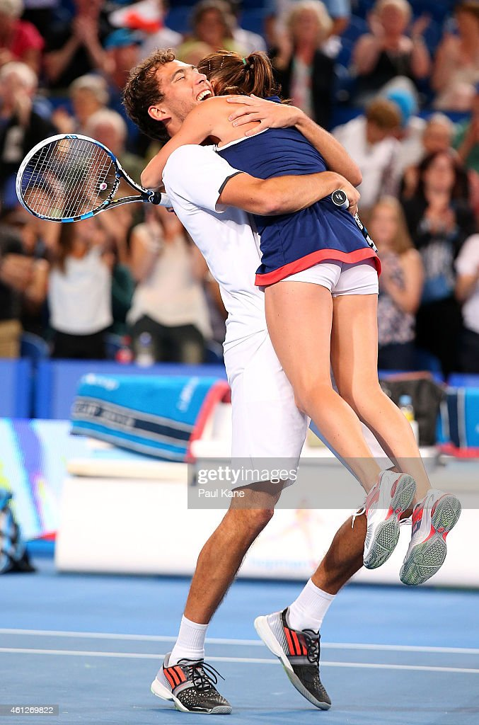 2015 Hopman Cup - Day 7