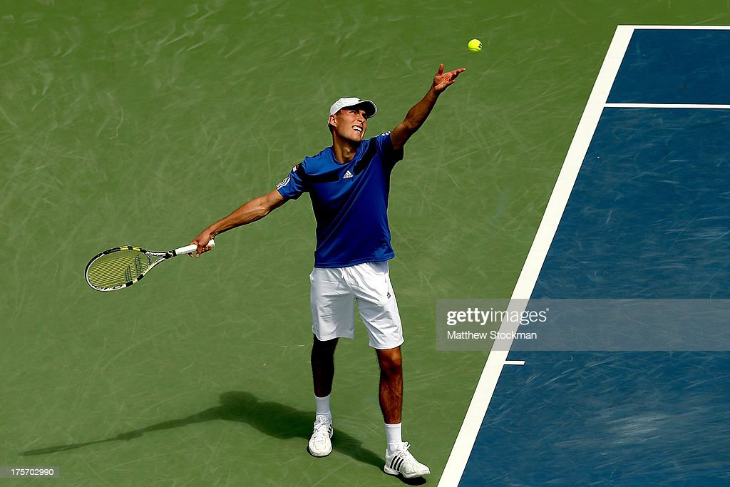 Rogers Cup Montreal - Day Two : ニュース写真