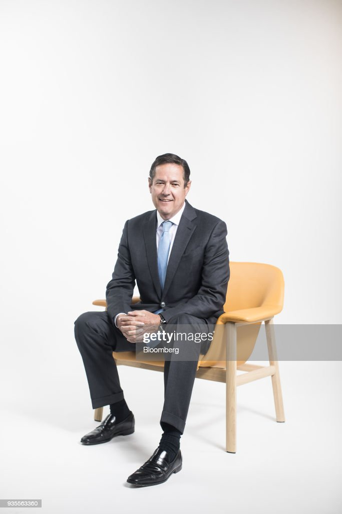 Barclays Plc Chief Executive Officer Jes Staley Interview