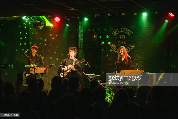 Jesca Hoop performs at Brudenell Social Club on March 28, 2017 in Leeds, United Kingdom.