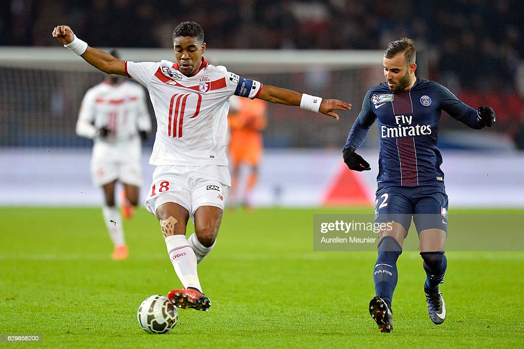 Paris Saint Germain v Lille - French League Cup