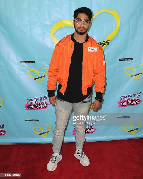 Jeshua Farmer attends the Release Party For Dani Cohn And Mikey Tua's Song Somebody Like You held at The Industry Loft on June 8 2019 in Los Angeles...