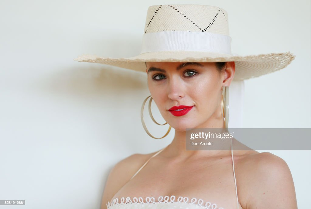 Celebrities Attend Moet & Chandon Spring Champion Stakes Day