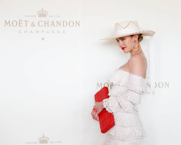 Street Style - Moet & Chandon Spring Champion Stakes Day Photos and ...