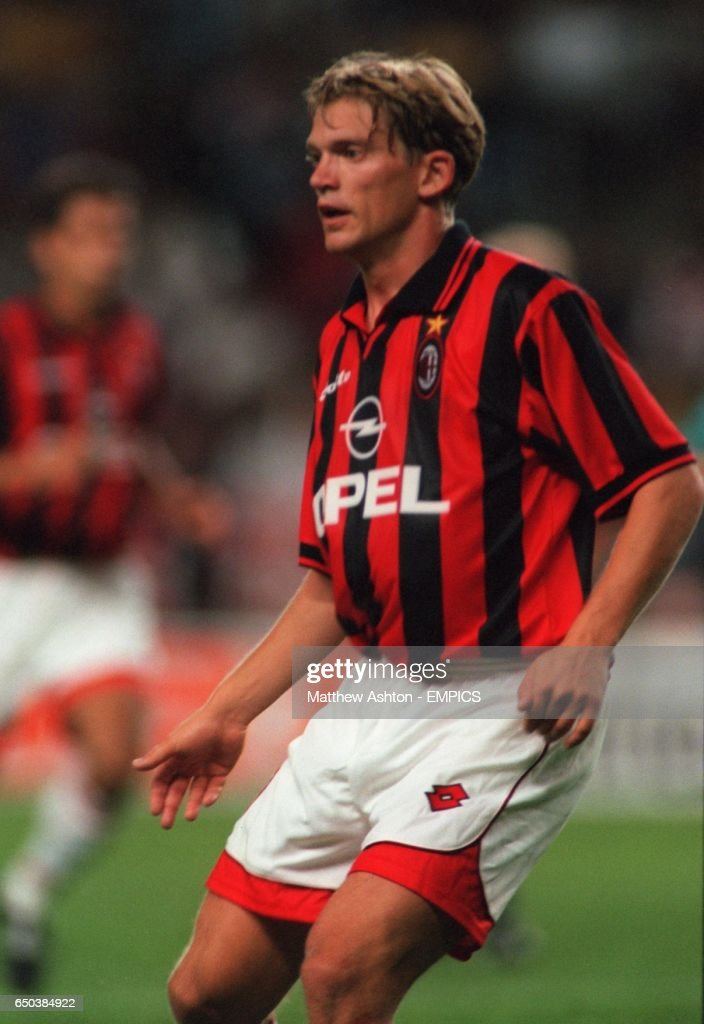 Jesper Blomqvist, AC Milan News Photo - Getty Images