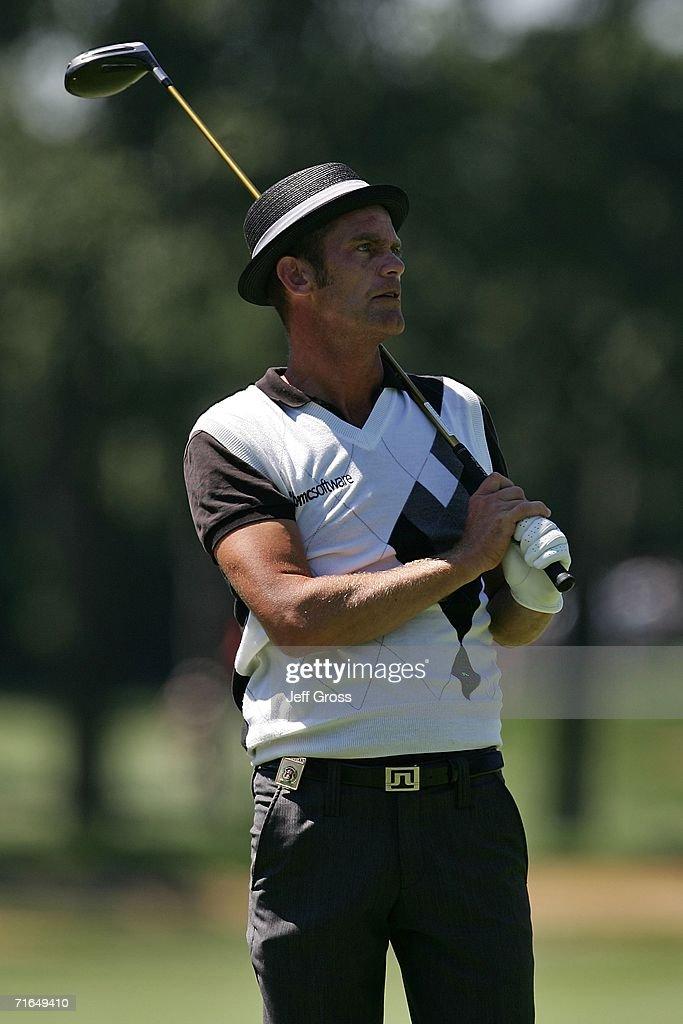 2006 PGA Championship Practice : News Photo