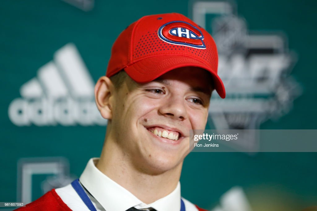 2018 NHL Draft - Round One : News Photo