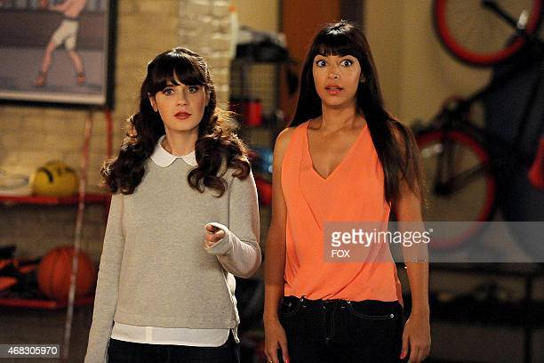 """Jess and Cece are forced to stay in the loft and go on a spider hunt in the all-new """"Spiderhunt"""" episode of NEW GIRL airing Tuesday, Feb. 24 on FOX."""