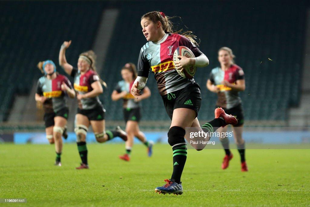 Harlequins Women v Leinster Women : ニュース写真