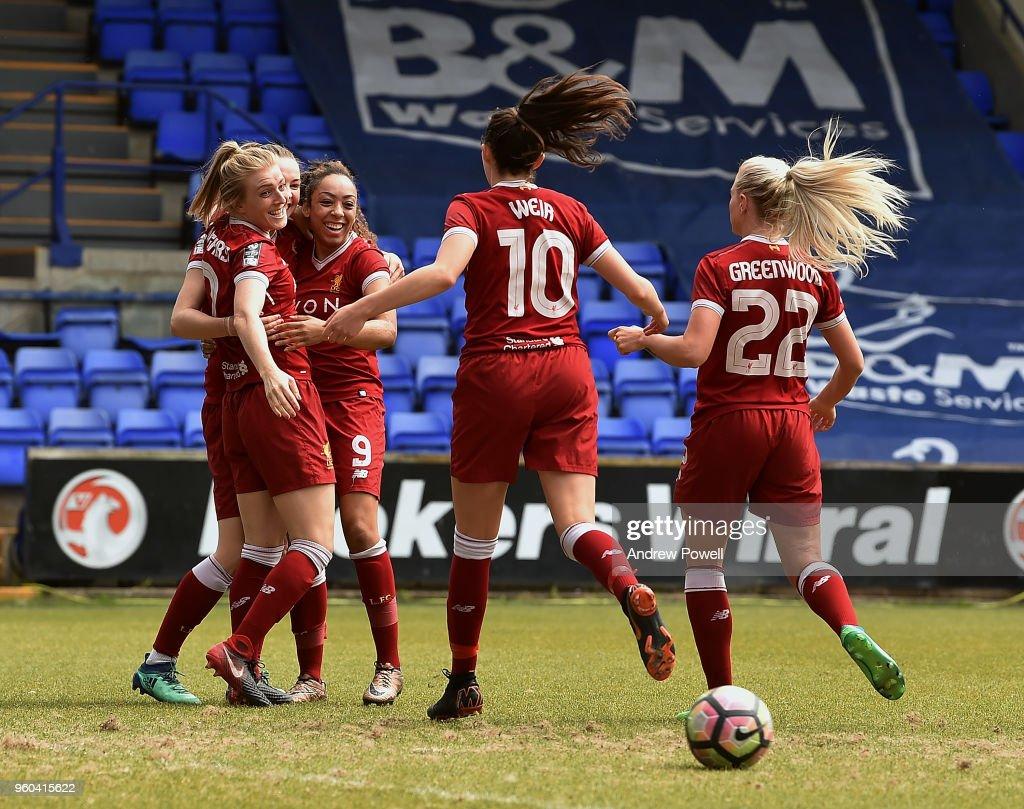 Liverpool Ladies v Chelsea Ladies - WSL