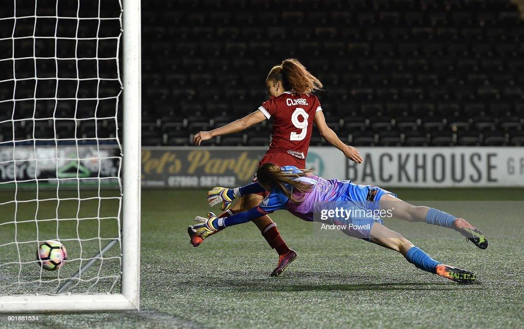 Liverpool Ladies v Yeovil Town Ladies - FA WSL : News Photo