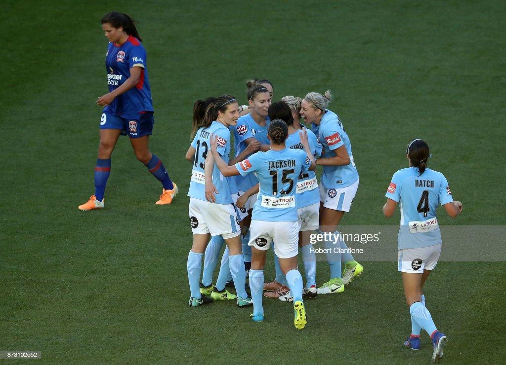 W-League Rd 3 - Melbourne v Newcastle
