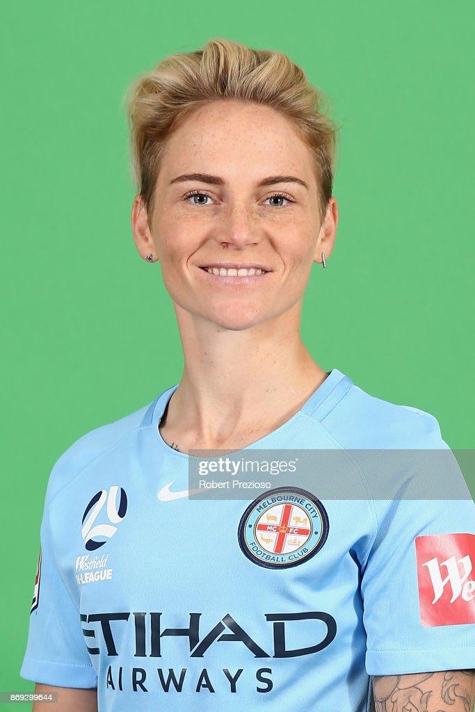 Melbourne City W-League Headshots Session