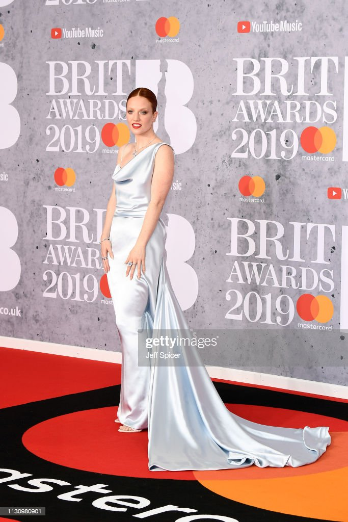 The BRIT Awards 2019 - Red Carpet Arrivals : Foto jornalística