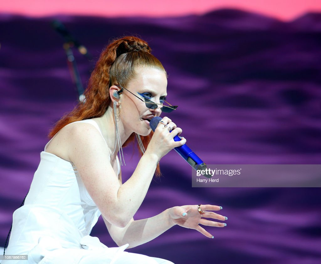 Jess Glynne Performs At The BIC, Bournemouth : News Photo