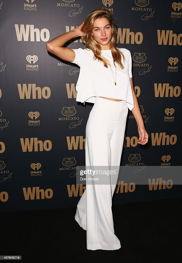 WHO's Sexiest People Party - Arrivals : News Photo