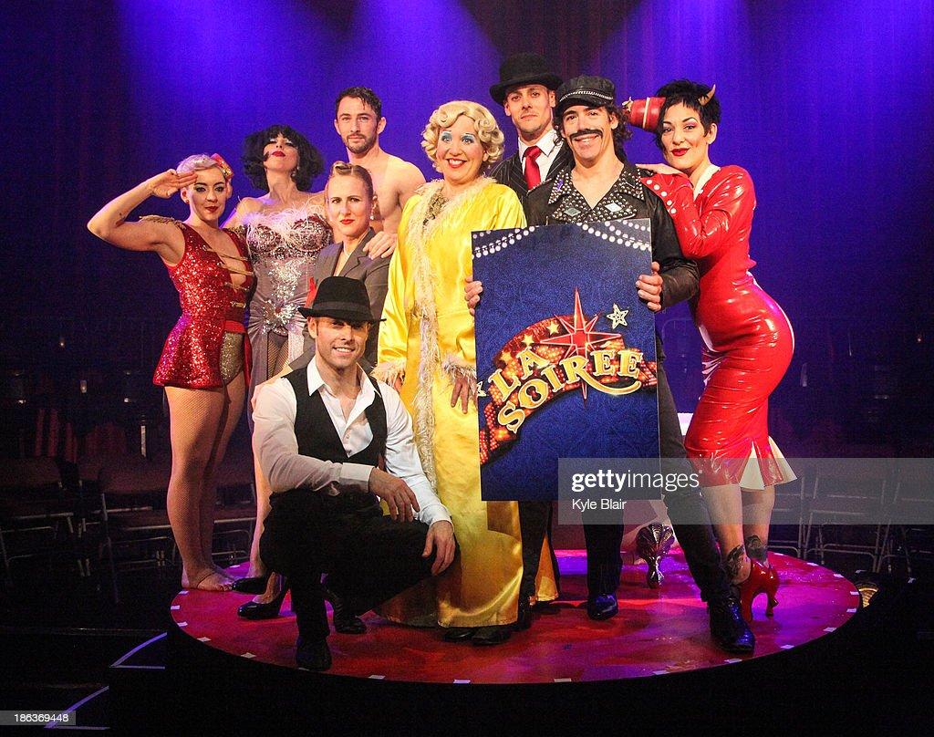 """""""La Soiree"""" Off Broadway Press Preview"""
