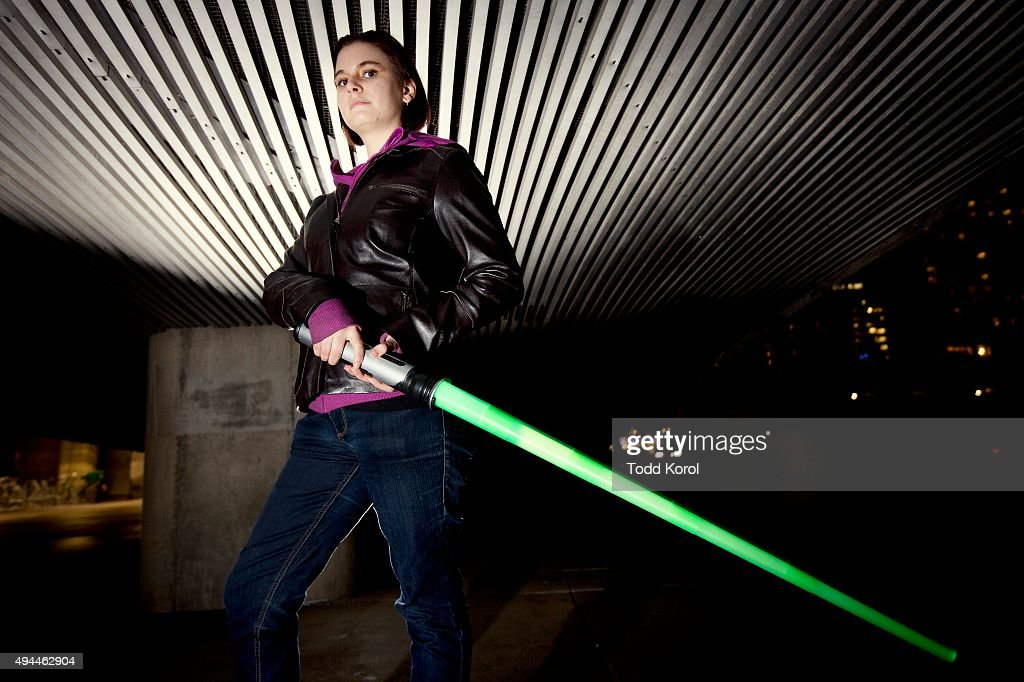 star wars lightsaber fight pictures getty images