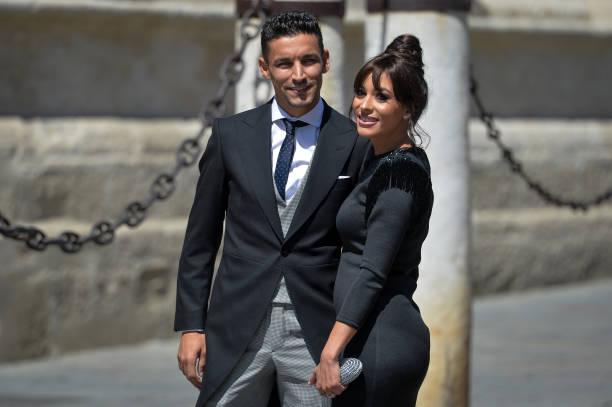ESP: Sergio Ramos And Pilar Rubio Wedding In Seville