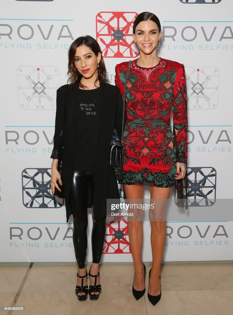 ROVA Flying Selfie Camera Launch - Arrivals