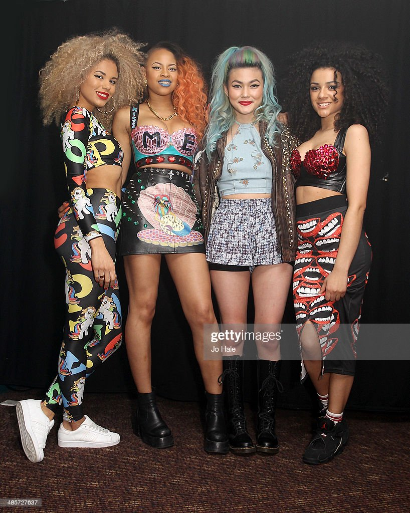 Neon Jungle Perform At GAY Heaven