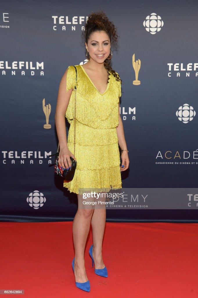 2017 Canadian Screen Awards : News Photo