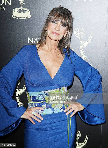Jess Walton arrives at the 41st Annual Daytime Emmy Awards held at The Beverly Hilton Hotel on June 22 2014 in Beverly Hills California