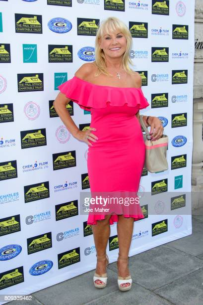 Jess Wright attends the Paul Strank Charitable Trust Summer Party at Mint Leaf on July 5 2017 in London England