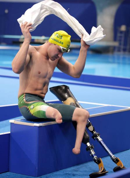JPN: 2020 Tokyo Paralympics - Day 3