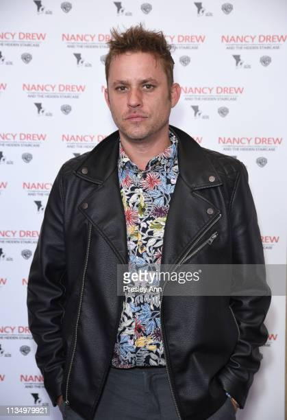 Jesse Boyd attends the red carpet premiere of 'Nancy Drew and the Hidden Staircase' at AMC Century City 15 on March 10 2019 in Century City...